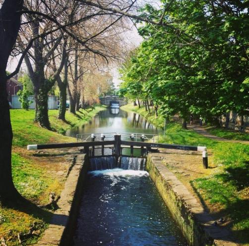 ireland canal